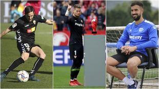 Porteros en los que está interesado el Granada CF.