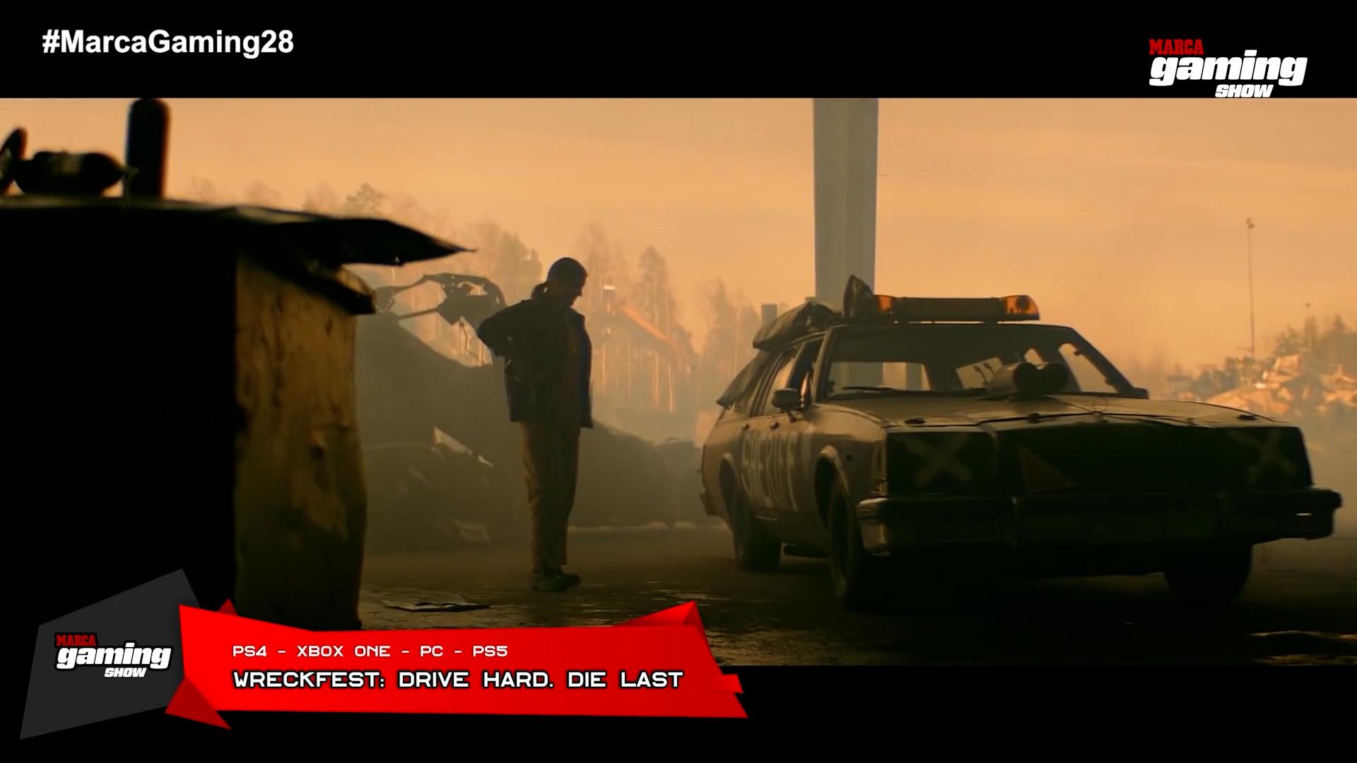 Wreckfest: Drive Fast. Die Last (PS5)