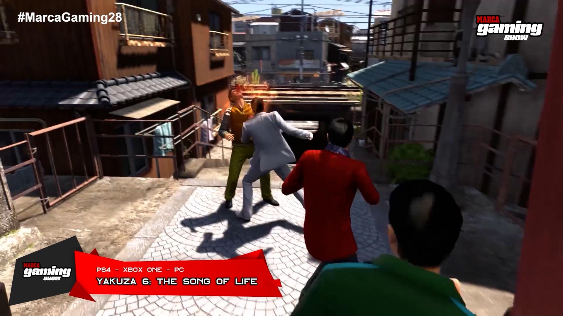 Yakuza 6: The Song of Life (XO, PC)