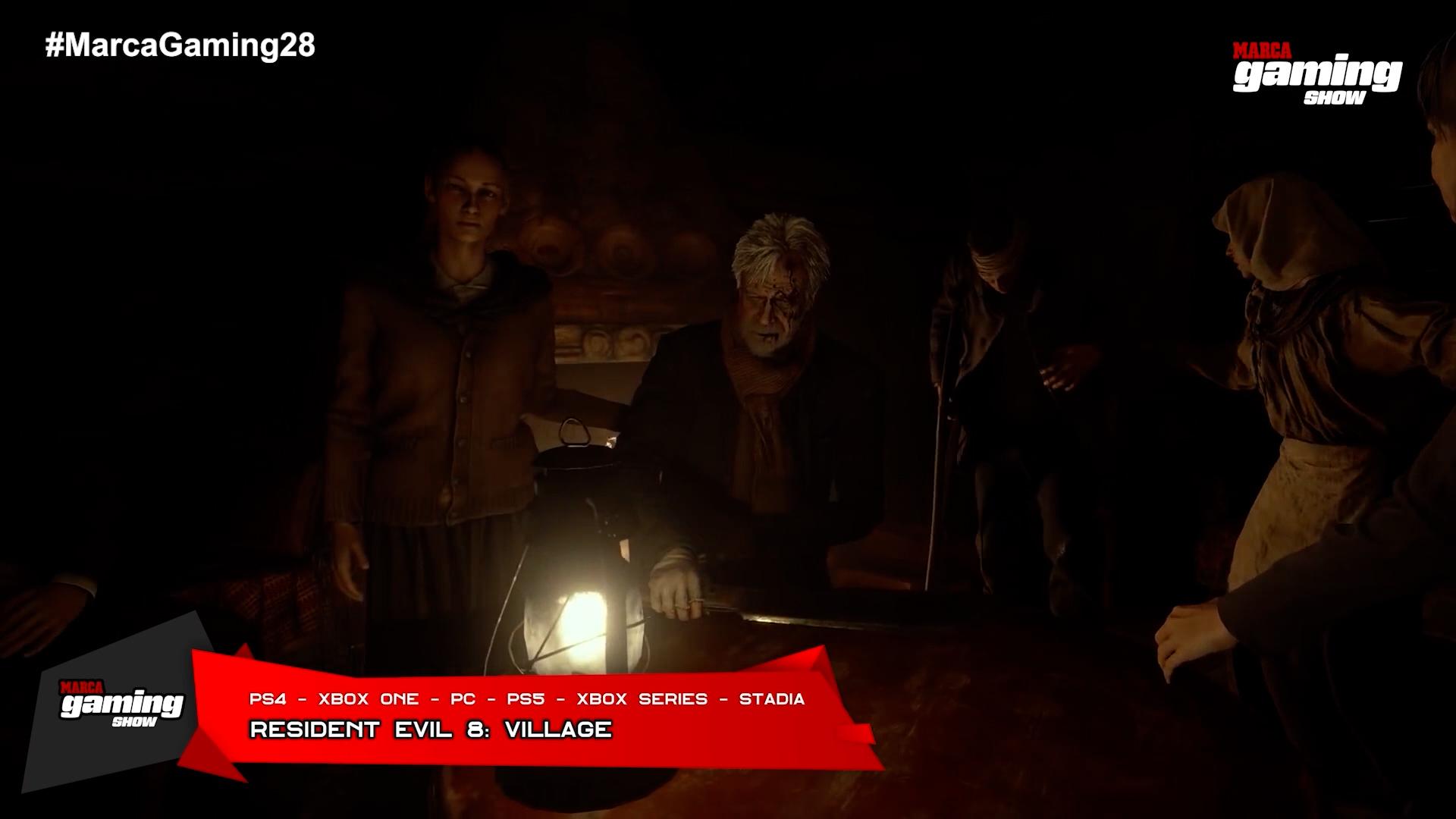 Resident Evil 8: Village entra directamente al número 1 de nuestra Game List