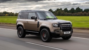 Land Rover Defender 90 - prueba - todoterreno - 4x4 - P400
