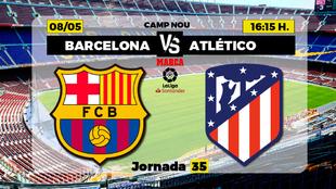 Barcelona vs Atletico