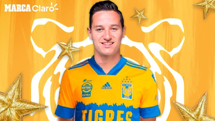 Florian Thauvin signs for Tigres