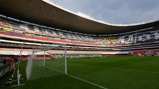 El Estadio Azteca ya puede recibir afición tras el cambio a semáforo...