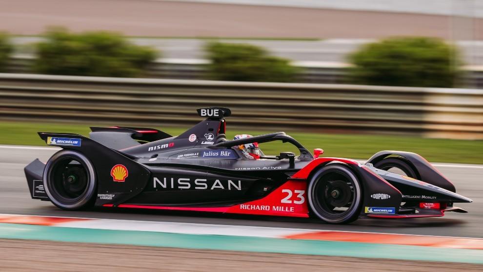 Nissan e.dams - Fórmula E - Monaco E-Prix - Sebastien Buemi - Oliver Rowland
