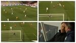 Burak Yilmaz (35 años) da media liga al Lille: ¿qué es mejor, el descomunal gol o la celebración de su entrenador?