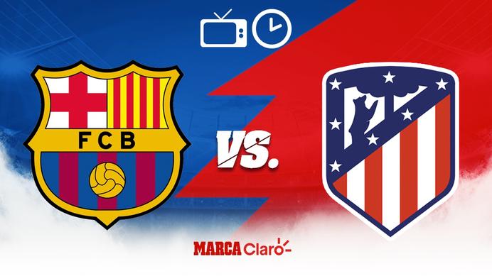 Barcelona vs Atlético de Madrid: Resumen y resultado