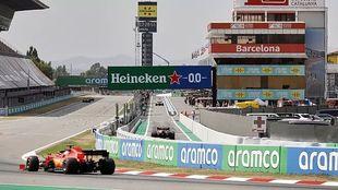 F1 Spain GP 2021 Spanish Grand Prix qualifying
