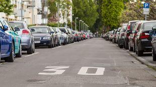 Nuevos limites en ciudad- 30 km/h  DGT - Tráfico -11 de mayo