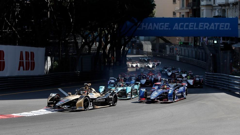 Monaco E-Prix Fórmula E