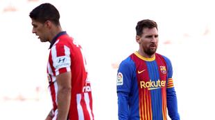 Barcelona empata con el Atlético de Madrid