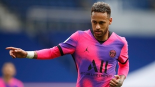 Neymar revela el motivo que lo llevó a extender su contrato