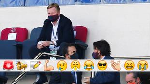 El 'Tata Koeman' le da media Liga al Madrid