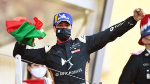 Da Costa se lleva el E-Prix de Mónaco.