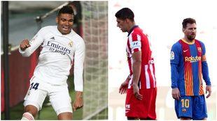 ¿Qué se necesita para ser campeón del futbol español en 2021 y...
