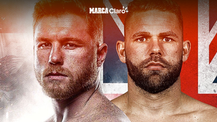 Canelo vs Saunders hoy 8 de mayo en vivo: resultado del combate de box...