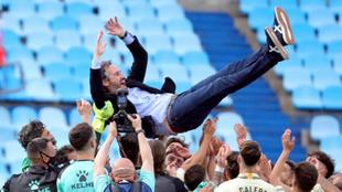 ¡El Espanyol vuelve a Primera!