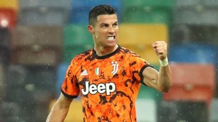Cristiano eventually moved to Serie A but with Juventus