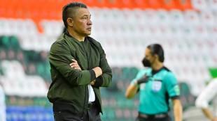 Ambriz habla tras la eliminación ante Toluca.
