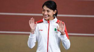 Laura Galván suma plaza olímpica para los Juegos Olímpicos de Tokyo...