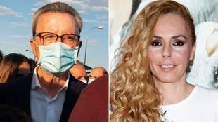 Rocio Carrasco - Jose Ortega Cano - Antonio David Flores