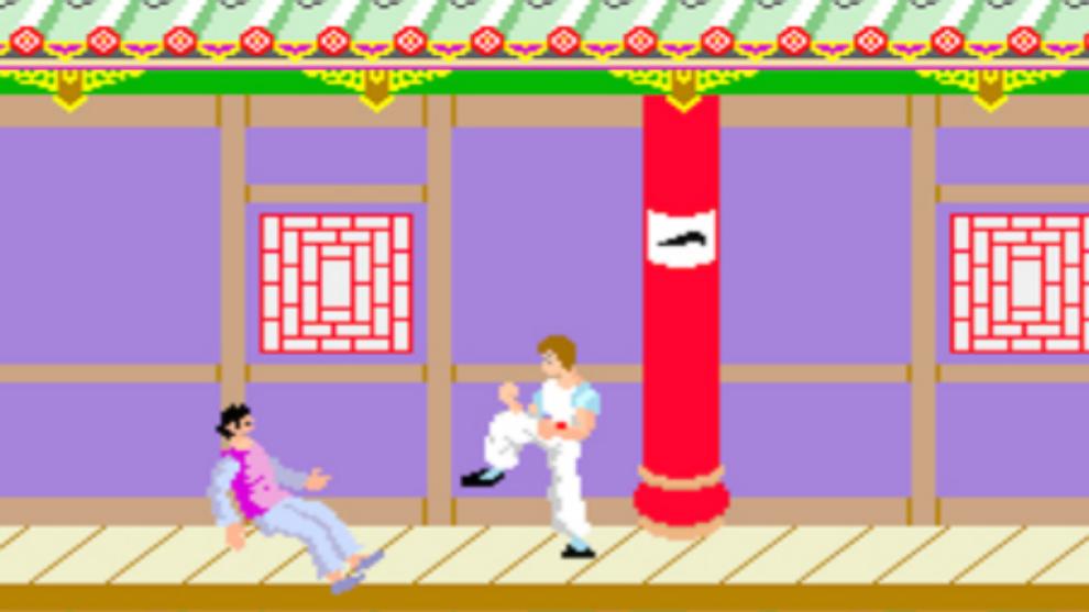 Kung-Fu Master, Data East (1984)