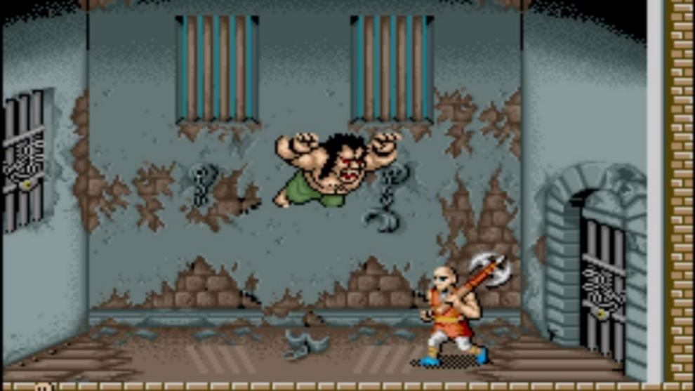 Tiger Road, Capcom (1987)