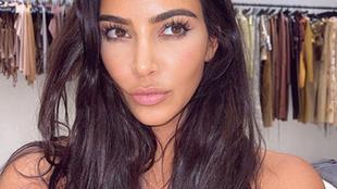 Kim Kardashian (40 años) no duda en comartir en sus redes sociales...