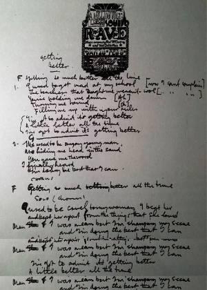 """'Letras', el libro """"autorretrato"""" de McCartney llegará en noviembre"""