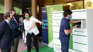 Raquel Blanco, directora global de Smart Mobility de Iberdrola,...