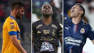 Tigres, León y Chivas, eliminados en repechaje