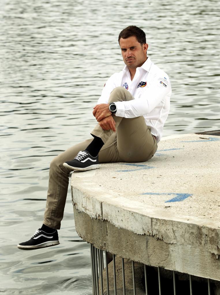Iago López Marra, tripulante de 49er.