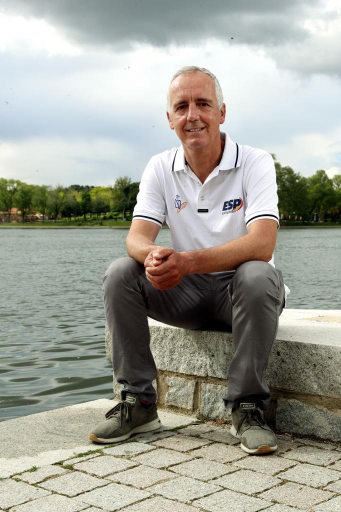 Santiago López-Vázquez, director de preparación olímpica de la RFEV.