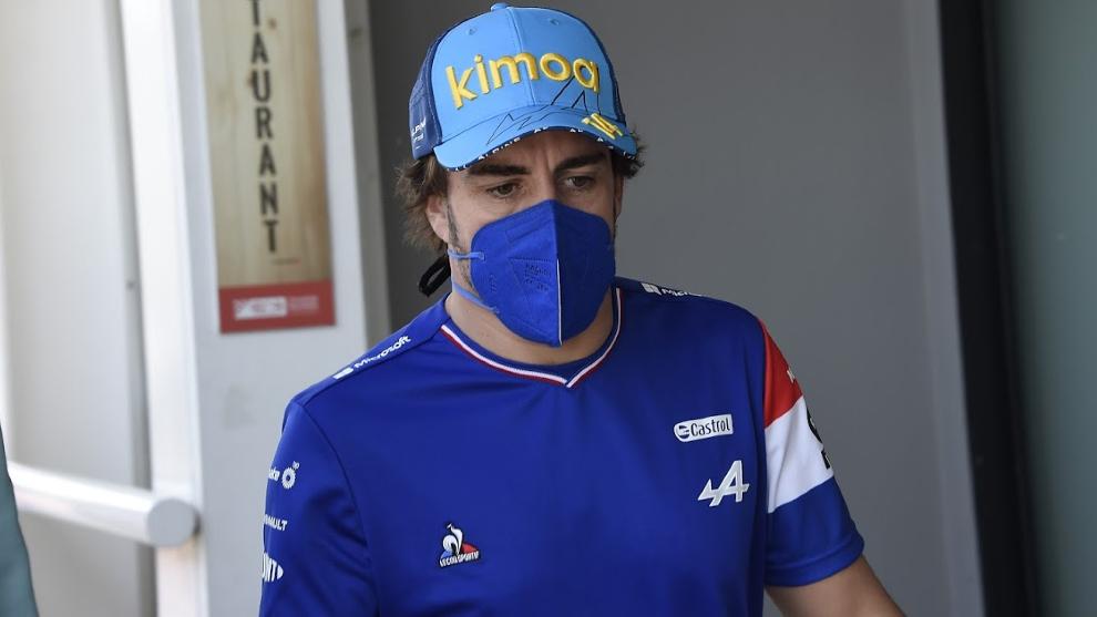 Alonso.