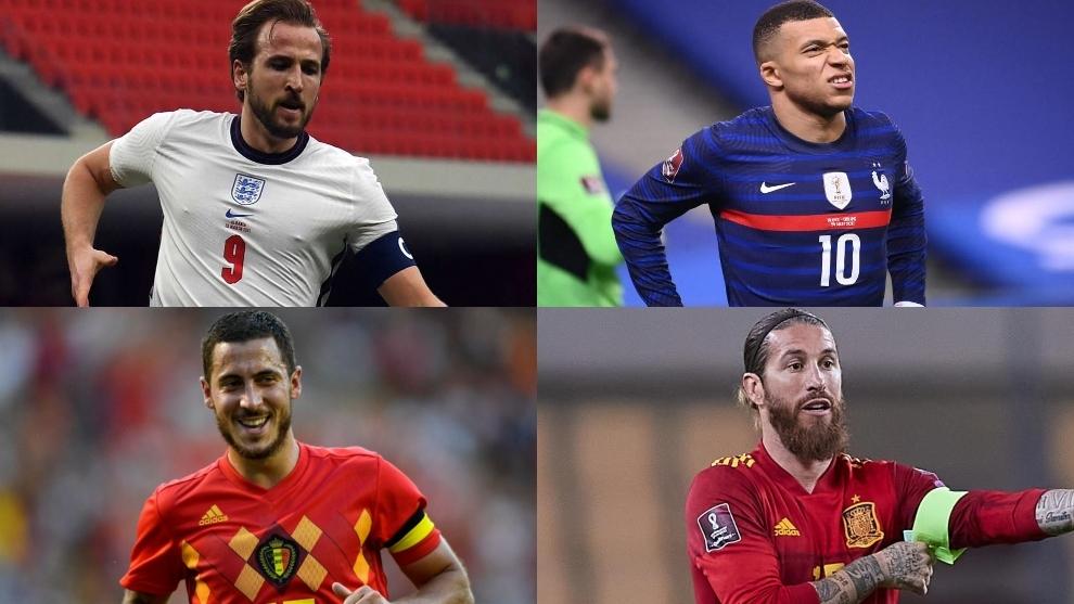 ¿Quién es el favorito en las apuestas para ganar la Eurocopa?