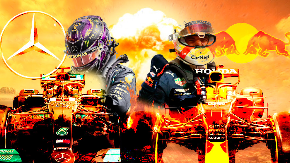 Mercedes-Red Bull: guerra sin cuartel
