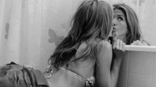 Jennifer Aniston en la intimidad