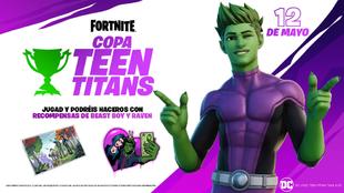 La Copa Teen Titans