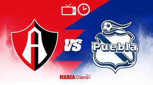 Atlas vs Puebla: Horario y dónde ver en vivo por TV los cuartos de...