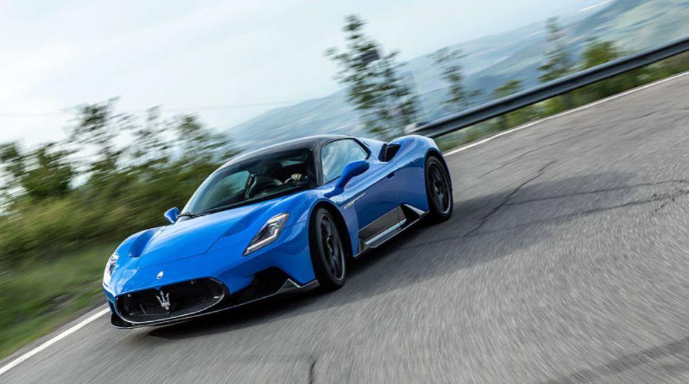 Maserati MC20, sportcar, supercar, luxury, superdeportivos