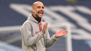 Pep Guardiola, Manchester City coach