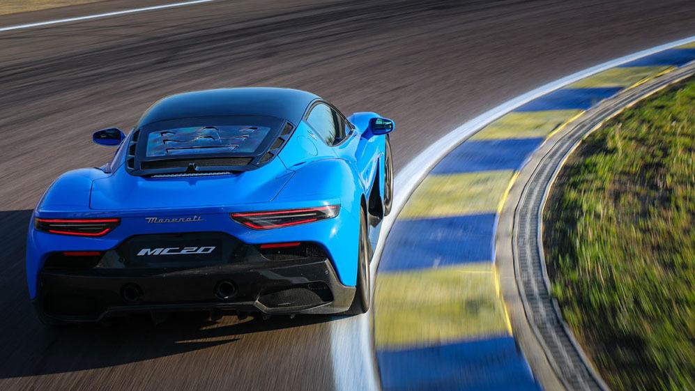 Maserati MC20, supercars, sportcar, luxury cars, circuito de Modena
