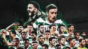 El Sporting Lisboa consigue un histórico título 19 años después...