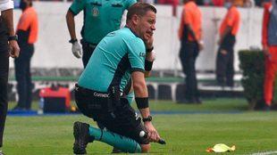 Pablo Luna, fuera de 6 a 8 semanas tras lesión en el Atlas y Tigres.