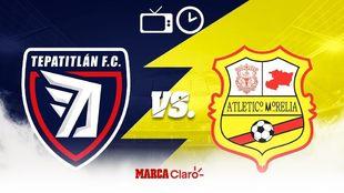 Tepatitlán FC vs Atlético Morelia: Horario y dónde ver.
