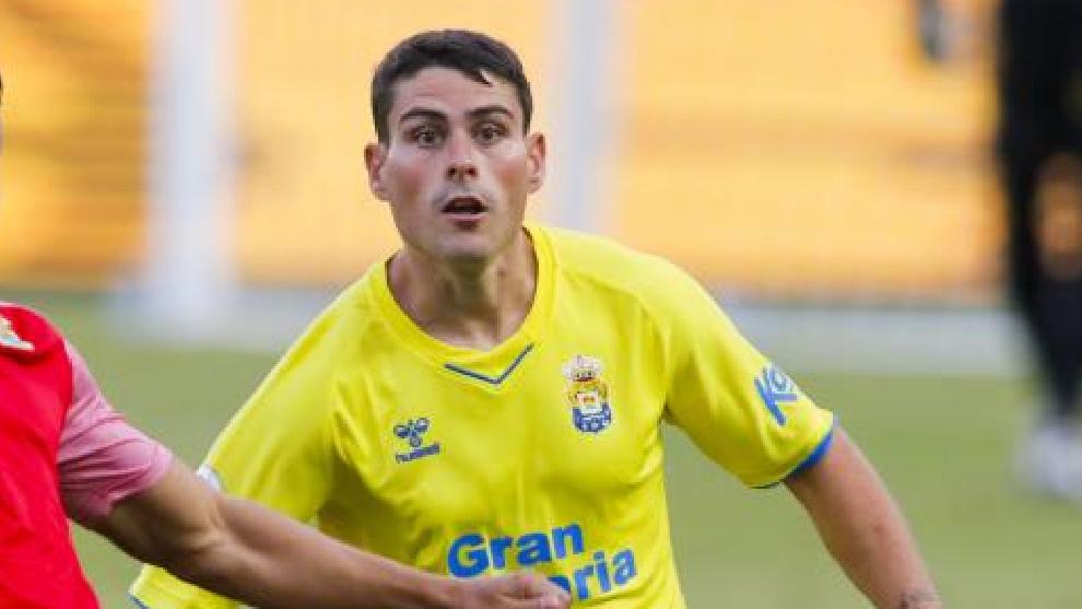 Sergio Ruiz durante un partido de esta temporada