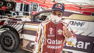 Nasser Al-Attiyah etapa prólogo Rally Andalucía