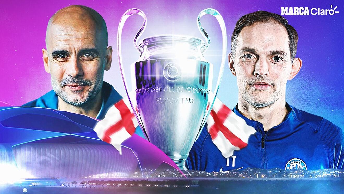 Manchester City vs Chelsea Full Match – UEFA Champions League 2021
