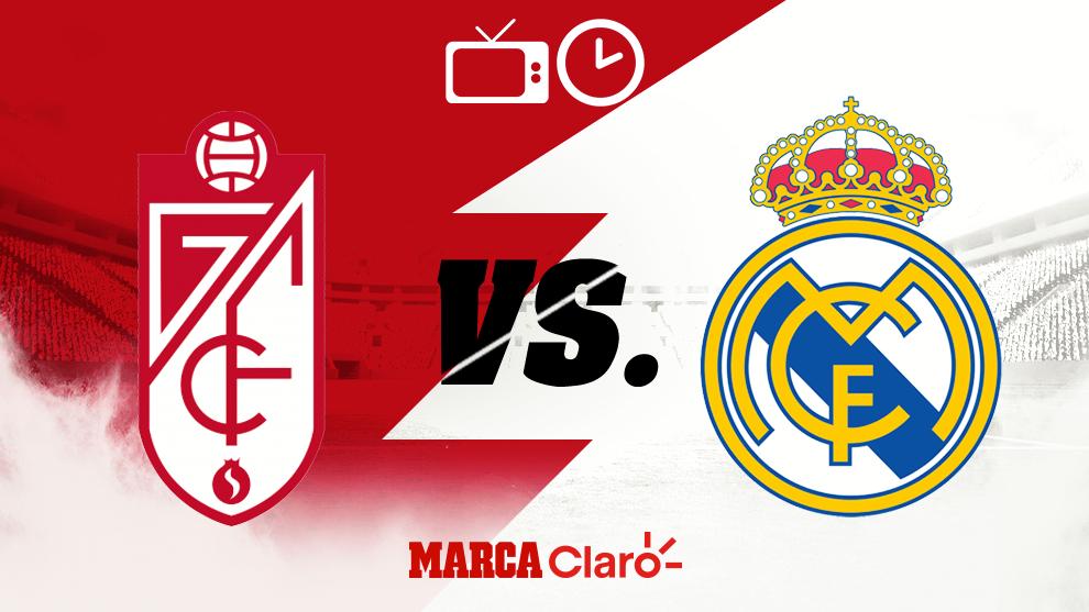 Granada vs Real Madrid, hora y dónde ver