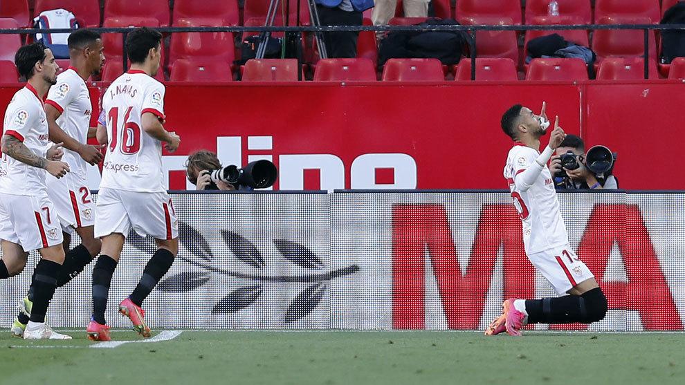 El Sevilla no se descarta de nada